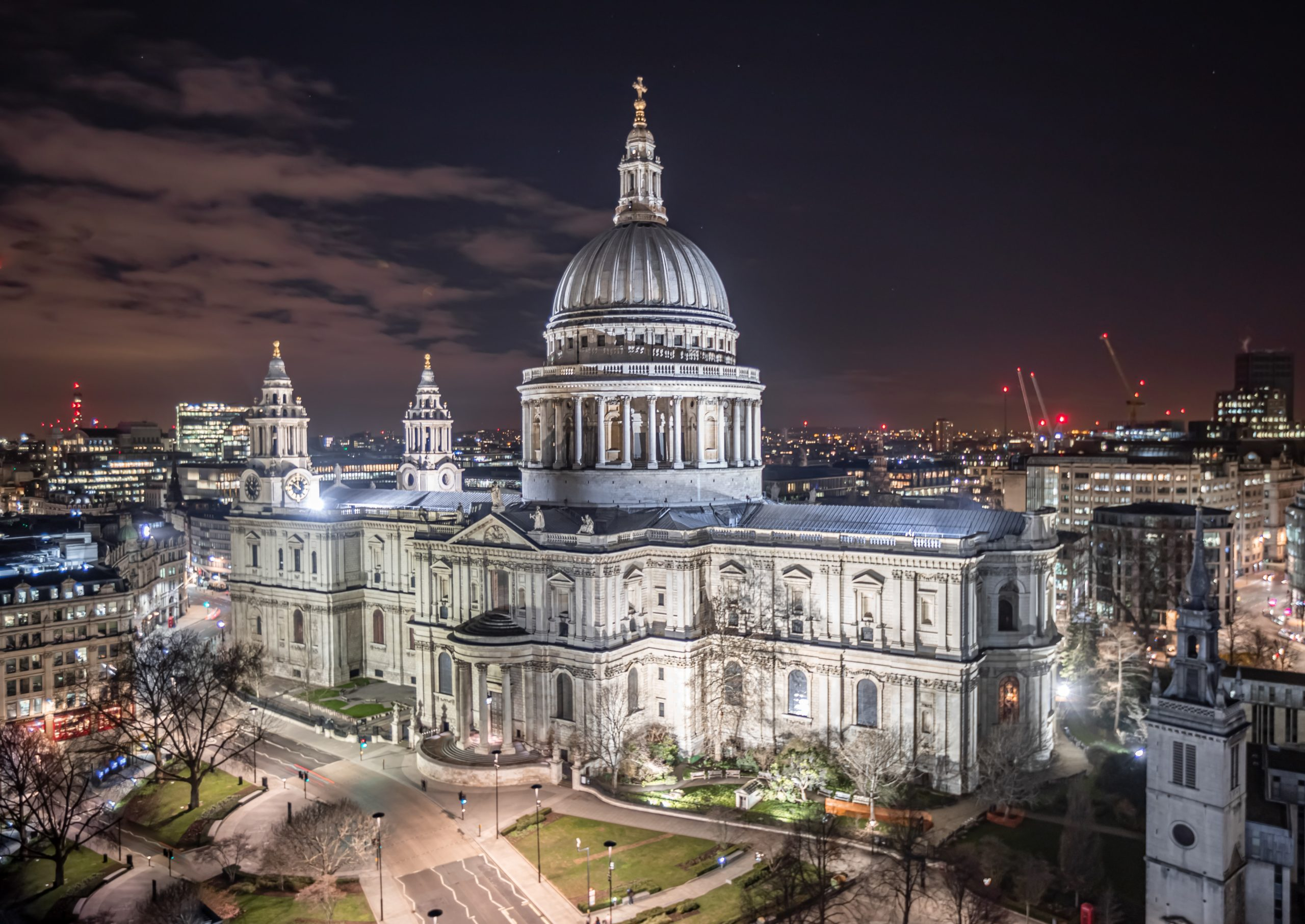 Amazing St Paul's Cathedral